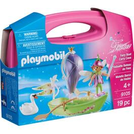 Fairy Boat Playset, with Carry Case thumb