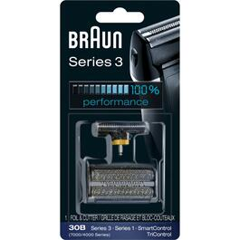 Black Mens Series3 Shaver Replacement Foil and Cutter thumb