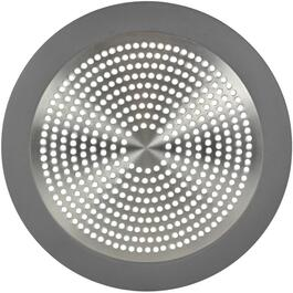 "5-3/4"" Brushed Nickel Multi Use Strainer thumb"
