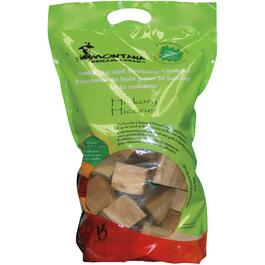 10lb Hickory Flavoured Smoking Wood Chunks thumb