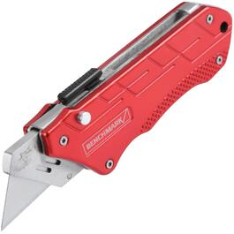 Turboslide Retractable Utility Knife thumb