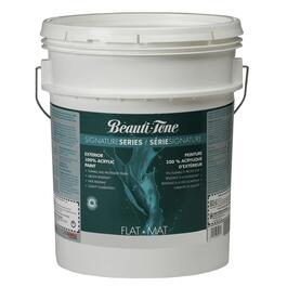 17.4L Flat Medium Base Exterior Latex Paint thumb