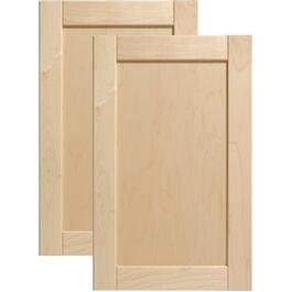 "2 Pack Jasper Cabinet Doors, for 24"" Microwave Cabinet thumb"