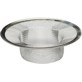 110mm Stainless Steel Sink Strainer thumb