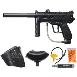 Black Outkast Paintball Marker Kit thumb