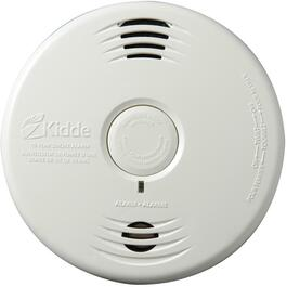 Battery Operated Bedroom Smoke Detector thumb