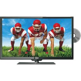 "24"" LED High Definition TV/DVD Player thumb"