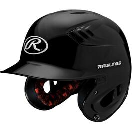 Black Coolflo Junior Batting Helmet thumb