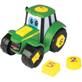 Learn'N'Pop John Deere Vehicle thumb