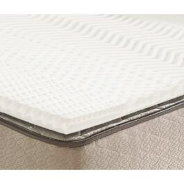 Queen Ultra Foam Mattress Topper thumb
