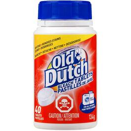 40 Pack Old Dutch Bleach Tablets thumb