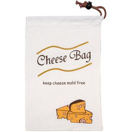 "8"" x 13"" Reusable Cheese Storage Bag thumb"