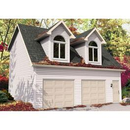 Drywall Option Package, for 28' x 26' Garage thumb