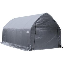 13' x 20' x 12' SUV/Truck Garage-In-A-Box Shed thumb