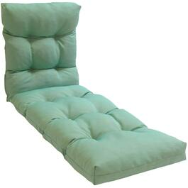 Spa Green Lounge Chair Cushion thumb