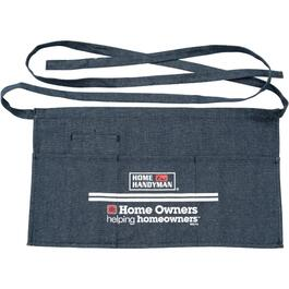 3 Pocket English Denim Carpenters Waist Apron thumb