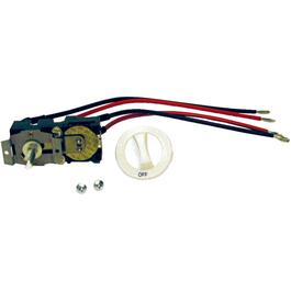 Double Pole Thermostat Kit, for CSC Series Heaters thumb