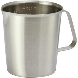 1L Stainless Steel Measuring Cup thumb