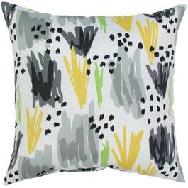 "16"" Square Flicker Stone Throw Pillow thumb"