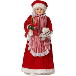 "24"" Animated Mrs. Claus Figure thumb"