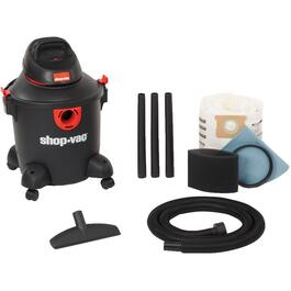 6.5/8 Gal Wet/Dry Vacuum, with Handle thumb