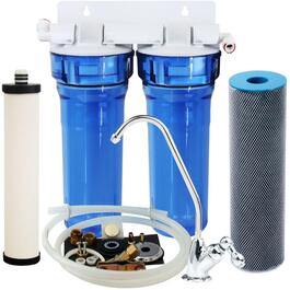 2 Filter Water Purifier thumb