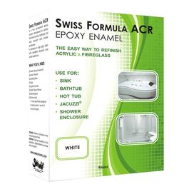 946mL Swill Formula White Epoxy Enamel, for Acrylic and Fiberglass thumb