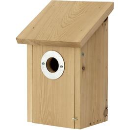 Pine Nesting Bird House thumb