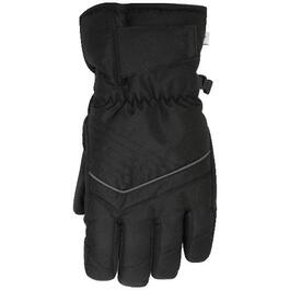 Mens Size Ski Gloves, Assorted Sizes and Colours thumb