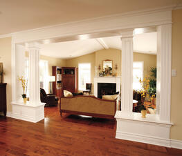 Trim and Mouldings