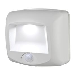 Battery Operated White LED Motion Sensor Step/Deck Light thumb
