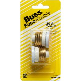 2 Pack 20 Amp Time Delay Fuses thumb