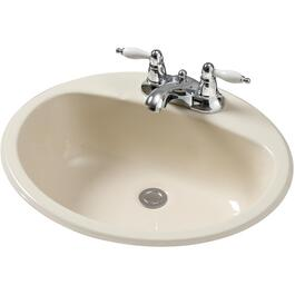"20"" x 17"" Ovation Bone Basin thumb"
