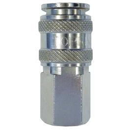 "5in1 1/4"" x 1/4"" Female National Pipe Thread Coupler thumb"