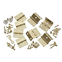 Brass Shutter Hinge Kit thumb