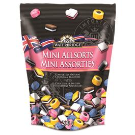 200g Mini Licorice Allsorts thumb