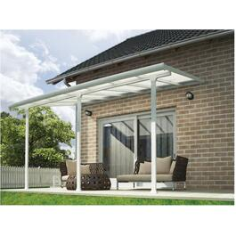 9.7' x 14' Feria Polycarbonate Awning thumb