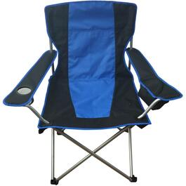 Blue Big Boy Adult Camping Chair thumb