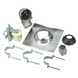 8 Piece 200 Amp Service Entrance Mast Kit thumb