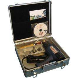 Heat Welding Kit with Accessories and Case thumb