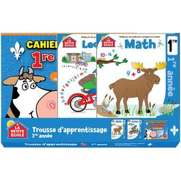 Grade 1 French Learning Kit thumb