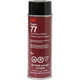 467g Super 77 Spray Construction Adhesive thumb