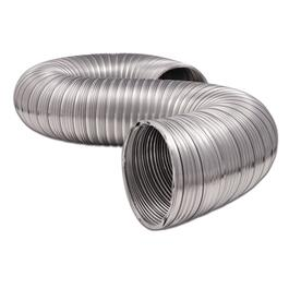 "4"" x 8' ULC Flexible Aluminum Duct thumb"