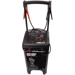 6/12 Volt 250/40/6/2 Amp Battery Charger thumb