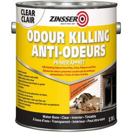 3.78L Clear Odour Killing Latex Primer thumb