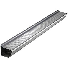 20' Aluminum Smart Gutter Screen thumb