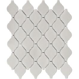 "10 Pack 8 Sq. Ft. 12""x 12"" Warm Grey Beacon Mosaic Tiles thumb"