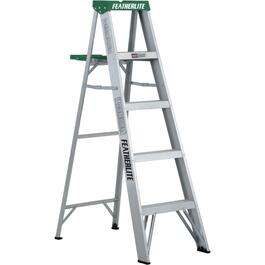 5' #2 Aluminum Step Ladder thumb