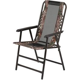 Realtree Green Folding Bungee Chair thumb
