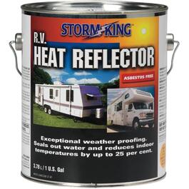 3.78L RV Heat Reflector Roof Coating thumb